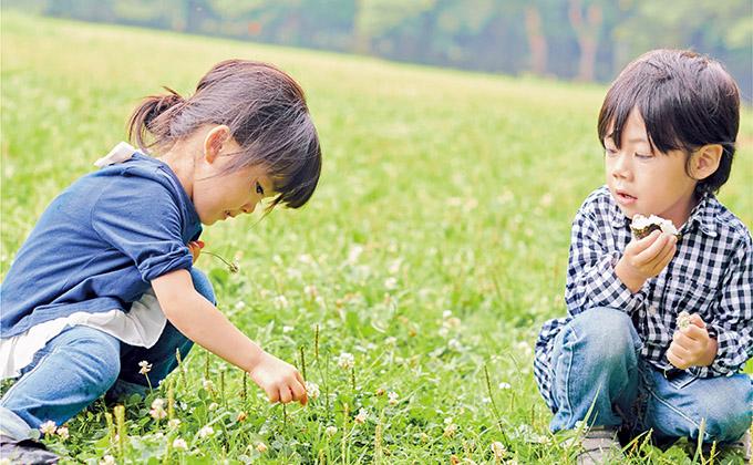 子どもは意外と丈夫です 「清潔にしすぎない」が元気な体を作る!