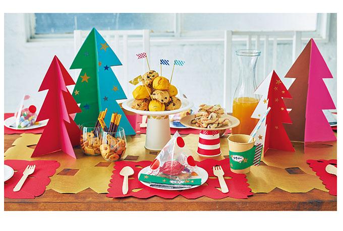 クリスマスのテーブルスタイリング♪身近なものでつくる「テーブルDECO」