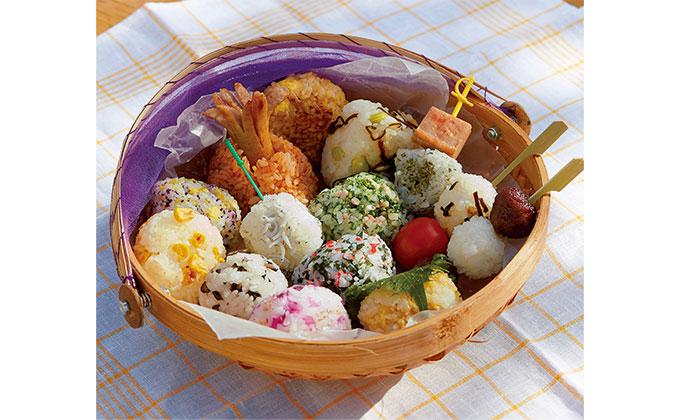 山田玲子さんに教わる 毎日食べたいおにぎりカタログ30 前編