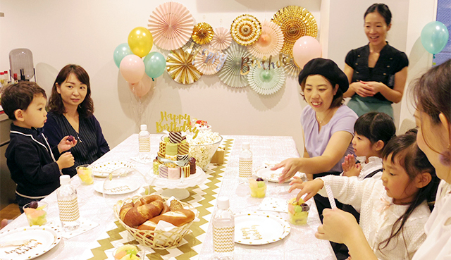 """""""インスタ映え""""するアイテムでパーティーを盛り上げよう!"""