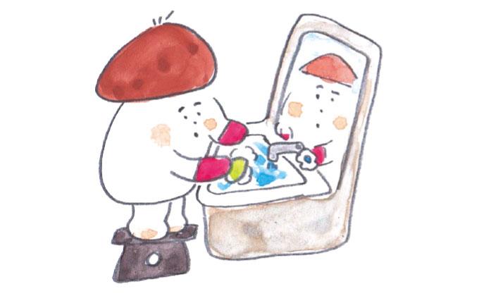 急なお客様でもあわてない!! 藤原千秋さんの ココだけ掃除でキレイに見せる 中編