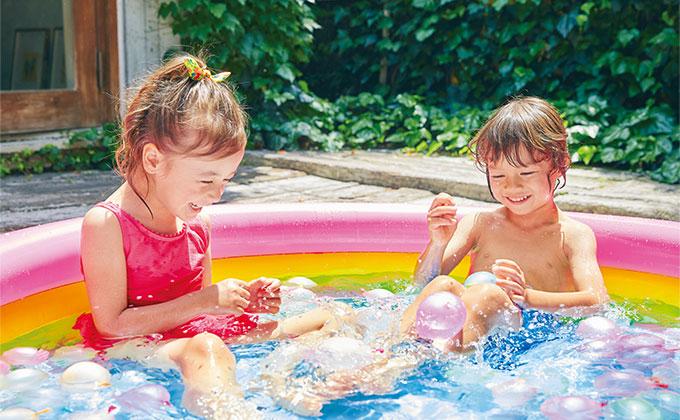 みんなの遊び方アイディア【夏は毎日水遊び・6】