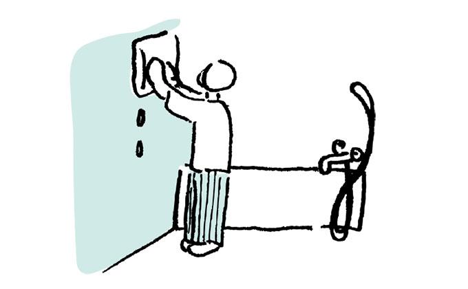 お風呂・洗面スペース&トイレの1分掃除【すき間時間で家中ササッとキレイ・2】