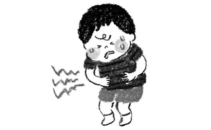 困った!腕・脚、お腹、口の痛み【症状から見る子どもの救急ガイド・4】