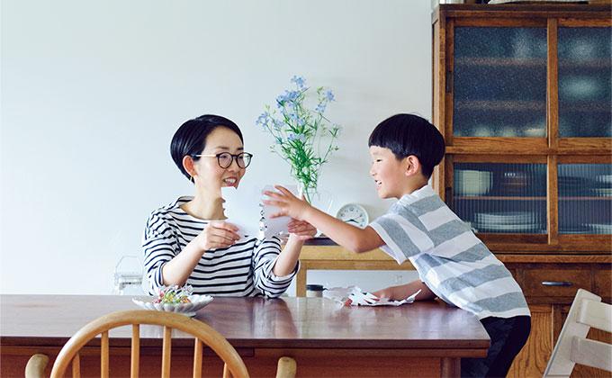 目標は「ママがいなくても困らない」【家事をラクにするルール・1】