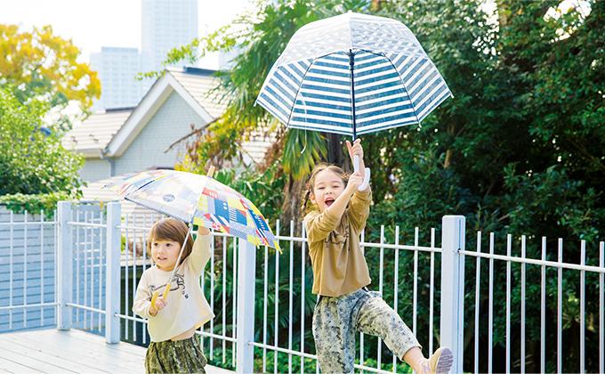 おしゃれ雨具はネットでさがす! 入園入学に必要な新生活グッズをご紹介