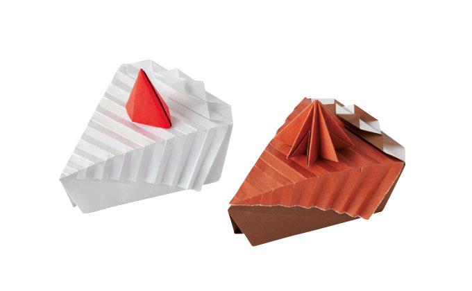 折り紙のケーキとジュースでおままごと♪お出かけ先でも楽しめる、遊べる折り紙をご紹介