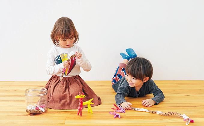 暮らし全部を遊びに変身!子育てが楽しくてラクになる遊びアイディア ~あさ編~