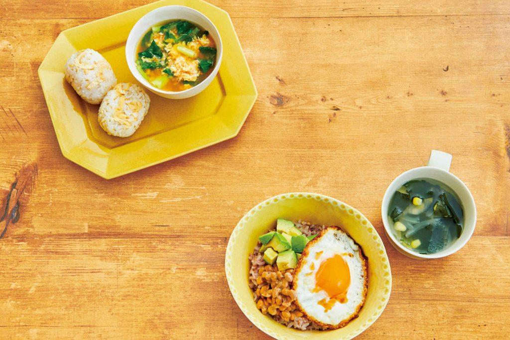 ごはん&汁物で育脳朝ごはん!米好きさんのための2品でバッチリレシピ【最新号からちょっと見せ】