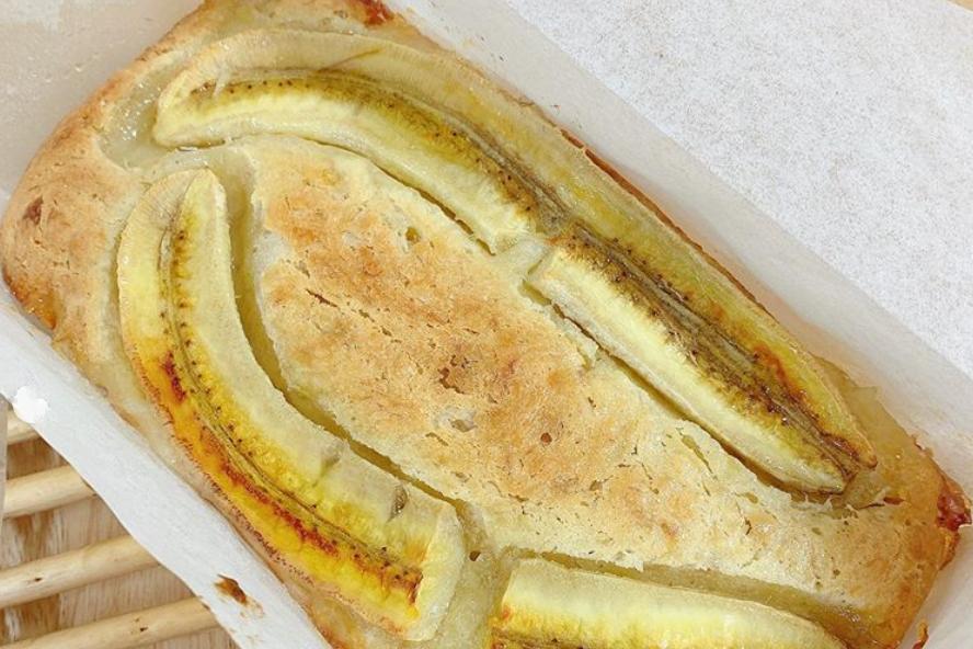 子どもと一緒に作って食べる♪バナナたっぷり「バナナブレッド」の投稿をご紹介