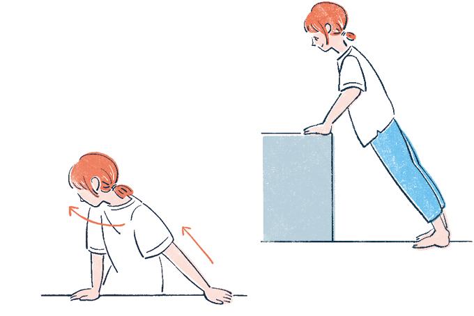 「家事トレ」で代謝UP&股関節の動きをなめらかに!【最新号からちょっと見せ】