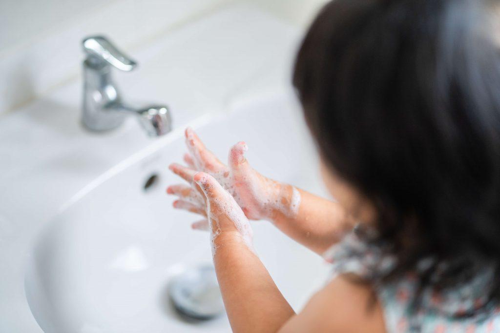 新型コロナウイルス感染予防。一番大切な「手洗い」をもう一度おさらい