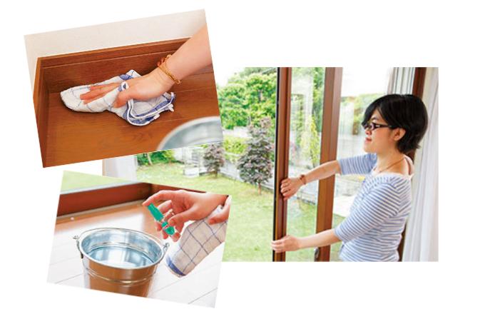 朝の5分掃除術。寝室・キッチン・ダイニングの8項目をレクチャー!