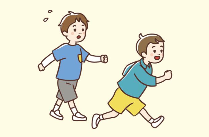 転びやすくなった、歩くのが遅くなった……子どもでもまれに発症することがある脊髄性筋萎縮症(SMA)って?