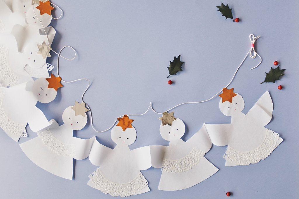 杉浦さやかさんと作る♪簡単かわいいプチプラ・クリスマスクラフト【12月号型紙ダウンロード】