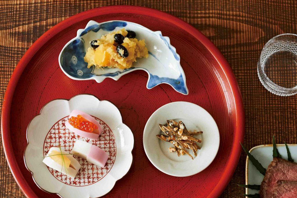 カジュアルおせちで迎えるお正月。「黒豆きんとん」の作り方【最新号からちょっと見せ】