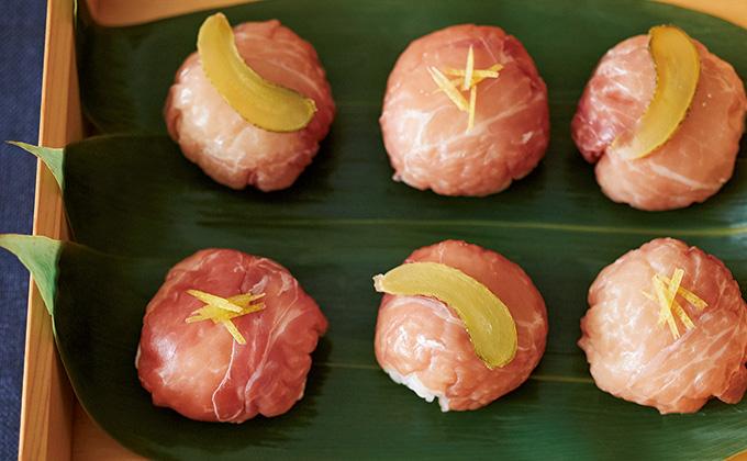 洋風おせちの定番「生ハムの手まり寿司」の作り方【最新号からちょっと見せ】