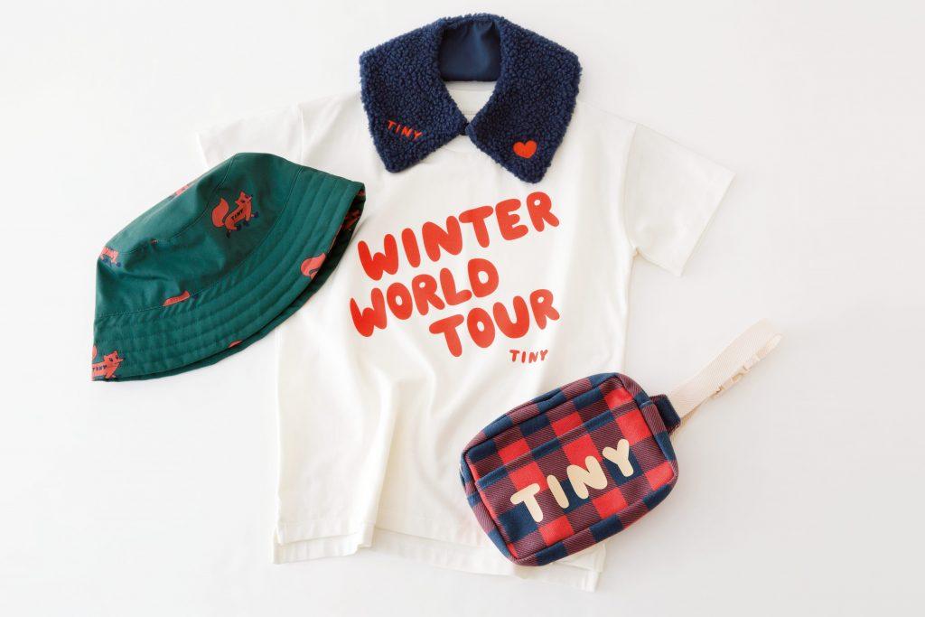 デザインがキュート!おしゃれさんにおすすめのTシャツ、帽子、バッグをご紹介♪【「かうめも」2021年2月号】