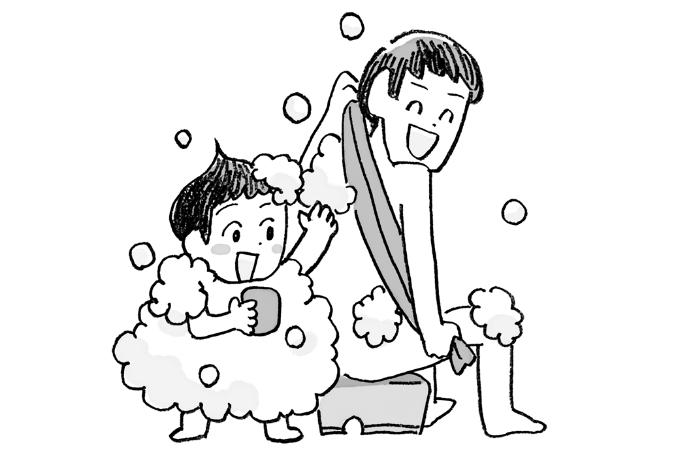 「異性の子どもとは何歳までお風呂OK?」性教育に関する質問・疑問に答えます!【最新号からちょっと見せ】