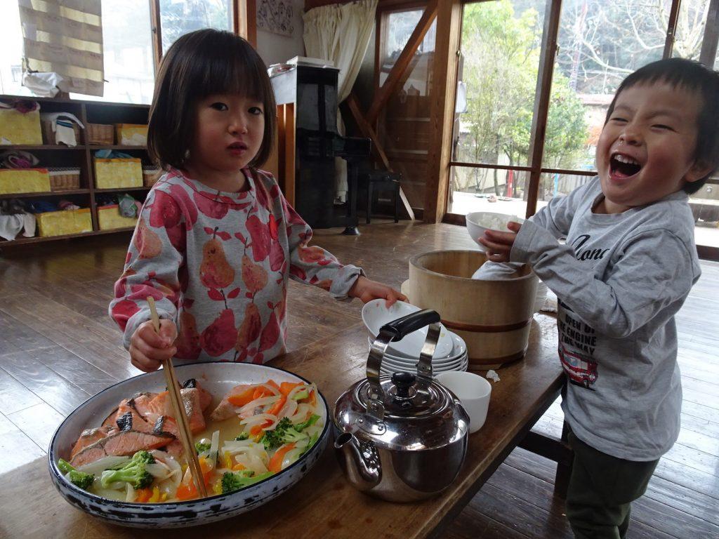 栄養も美味しさも満点「いんろう煮」。人気保育園のレシピを公開!【ピヨピヨ保育園のごはん・5】