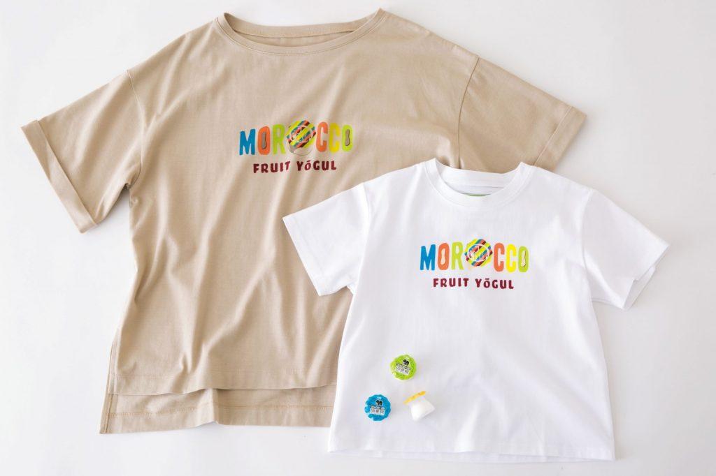 親子コーデにおすすめ!懐かしの駄菓子がデイリーなTシャツに♪【「かうめも」2021年6月号】