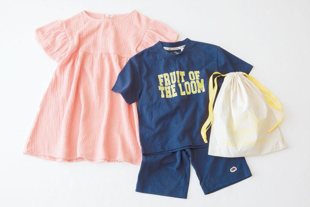 近藤千尋さんプロデュースのブランドからキッズ服をご紹介【「かうめも」2021年8月号】