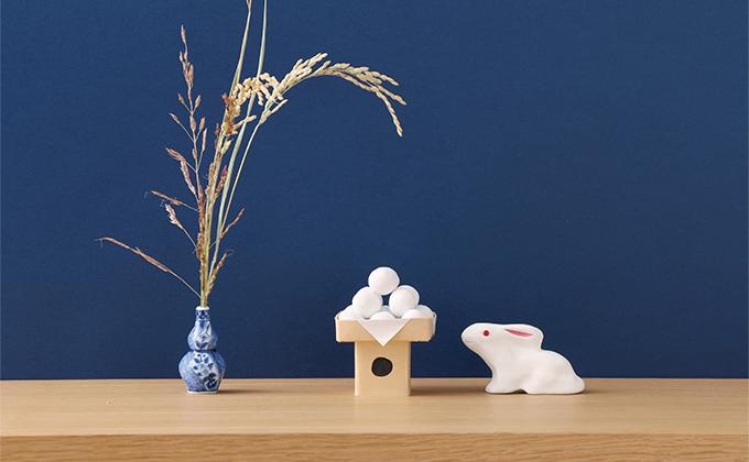 中川政七商店とつくる「お月見団子の置き飾り」【最新号からちょっと見せ】